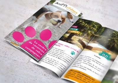 brochure Animolidays